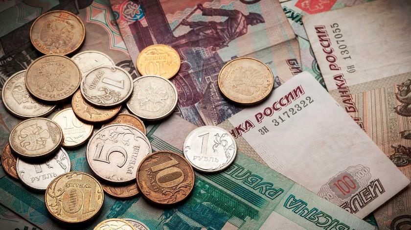 Монеты и рубли