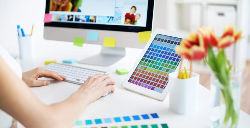 Работа веб-дизайнером