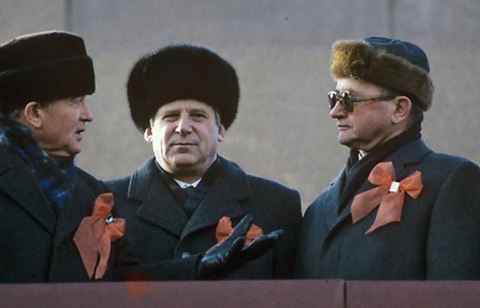 Советские политики