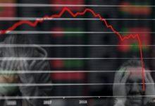 Уровень инфляции (график)