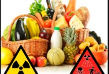 Радиация в продуктах