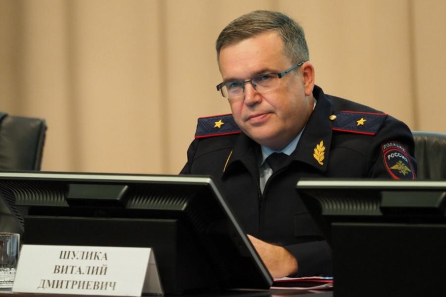 Виталий Дмитриевич Шулика