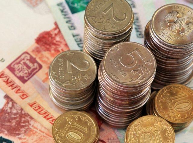 Железные и бумажные рубли