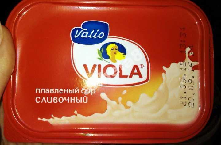 Сыр плавленный Viola