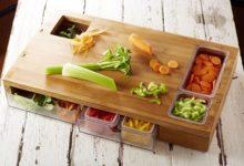 Система хранения для овощей