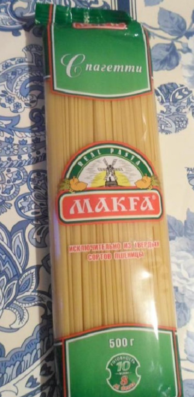 Спагетти MAKFA