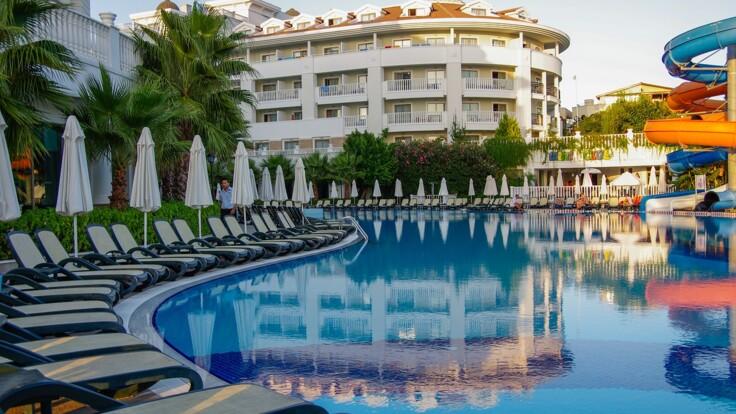Отельный комплекс в Турции