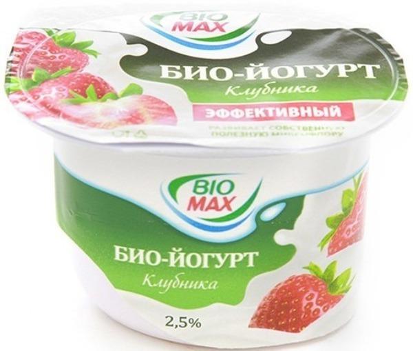 Йогурт BIO-MAX