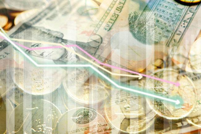 Валютный график
