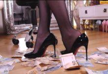 Обувь и деньги