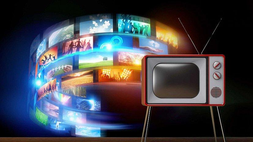 Телевещание и телевизор