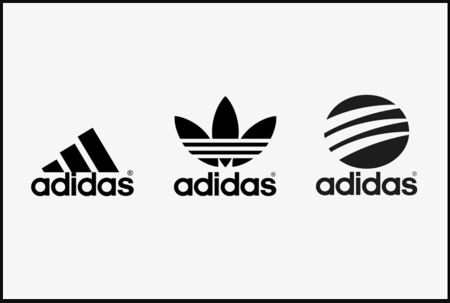 Логотипы Adidas