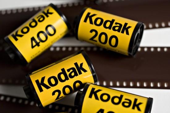 Пленки Kodak