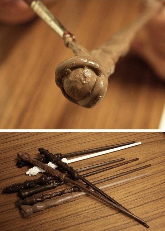 Волшебная палочка своими руками