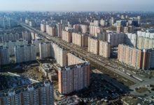 Новые районы Москвы