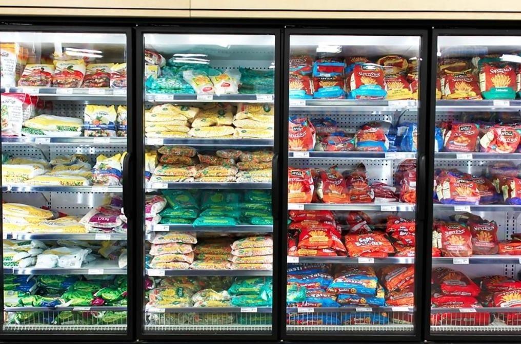 Полуфабрикаты в холодильных установках