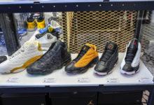 Премиальные кроссовки в продаже