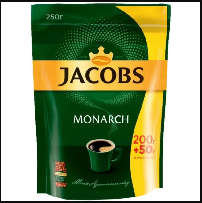Растворимый Jacobs Monarch