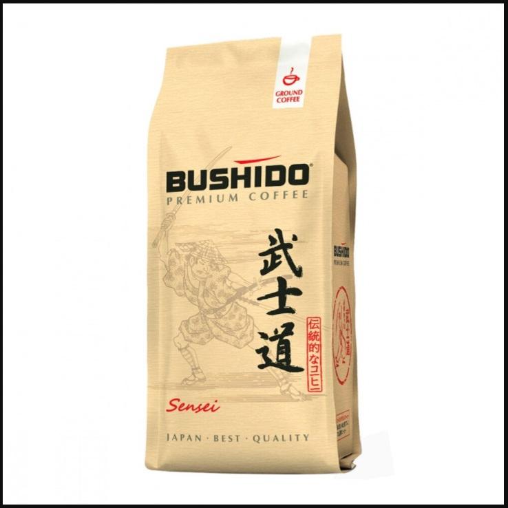 Кофе Bushido Sensei