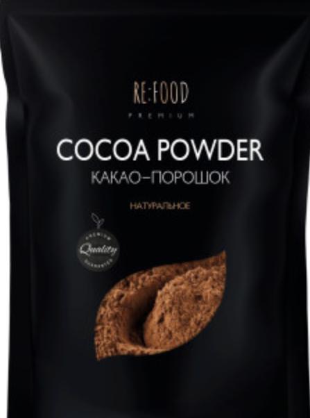Какао в упаковке PREMIUM