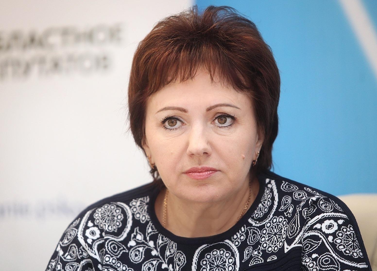 Председатель комитета СФ по социальной политике Бибикова