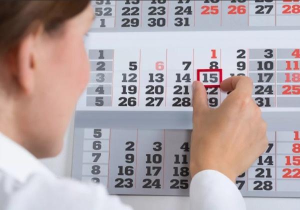 Производственный календарь 2021 года с праздниками и выходными