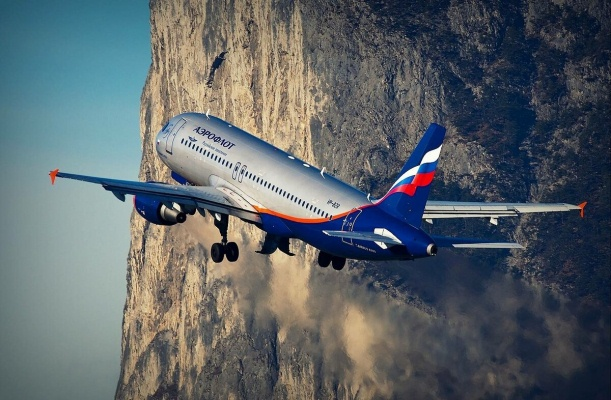 самолет аерофлота