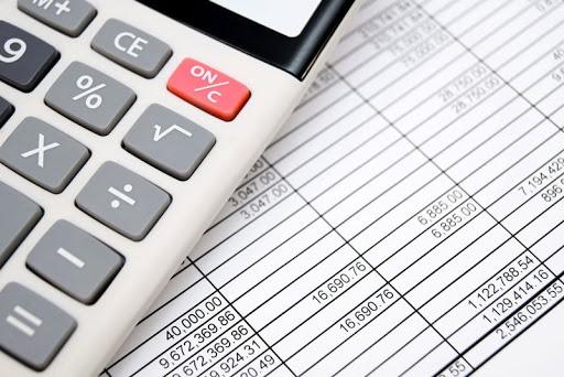 Калькулятор и расчетные таблицы
