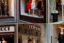 Разные брендовые магазины