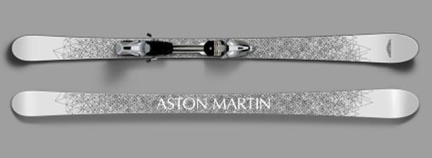Лыжи Aston Martin