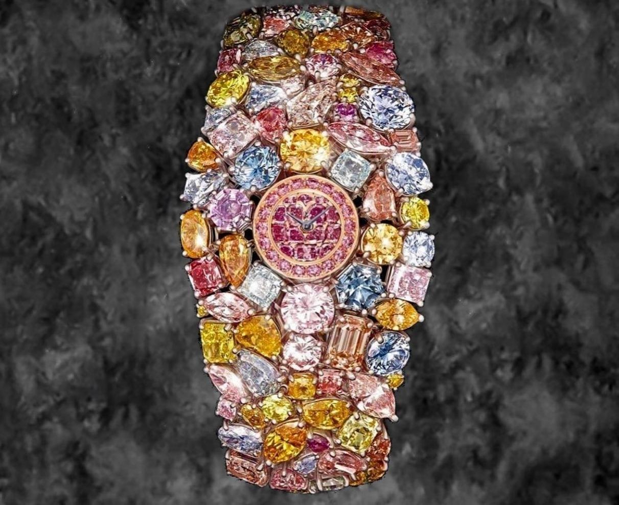 Часы Graff Diamonds Hallucination