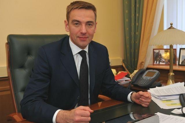 Виктор Евтухов на рабочем месте