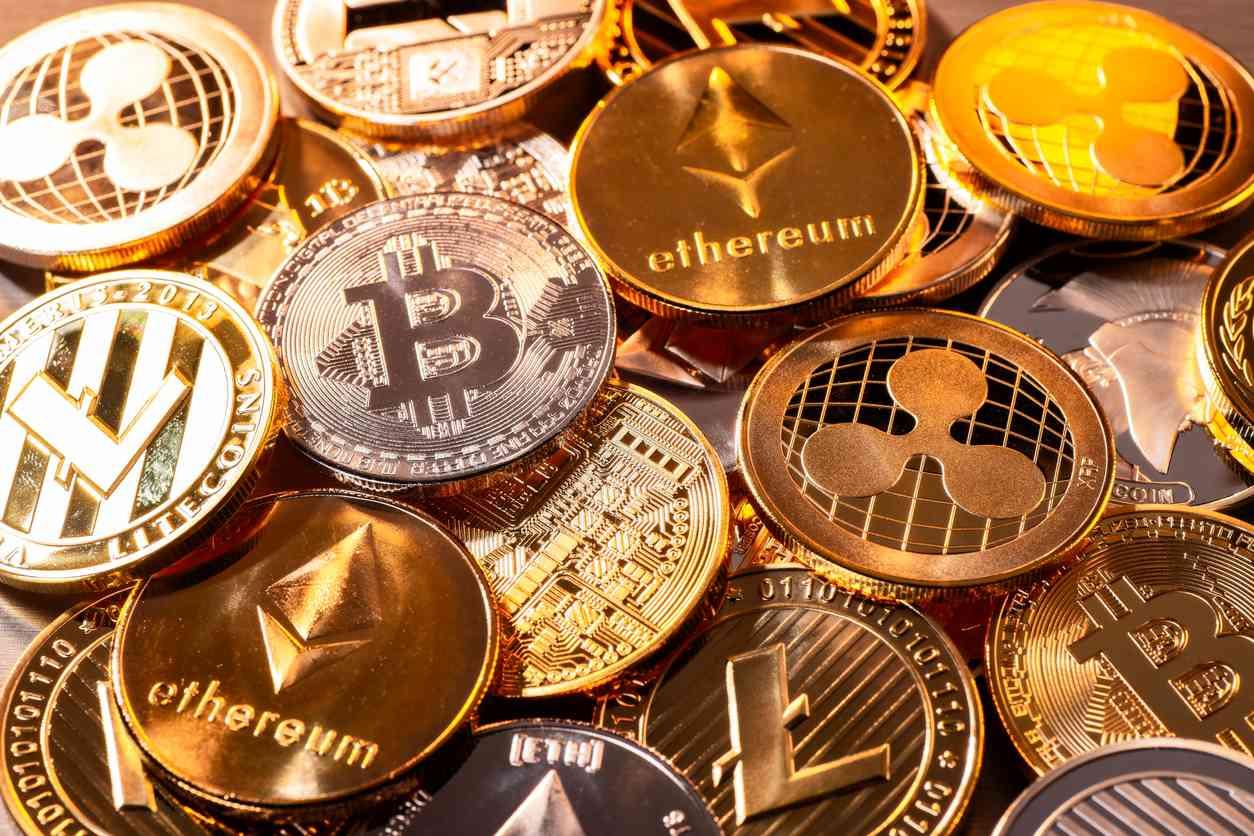 Разная криптовалюта