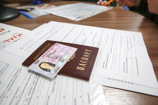 Замена водительских прав в 2021 году