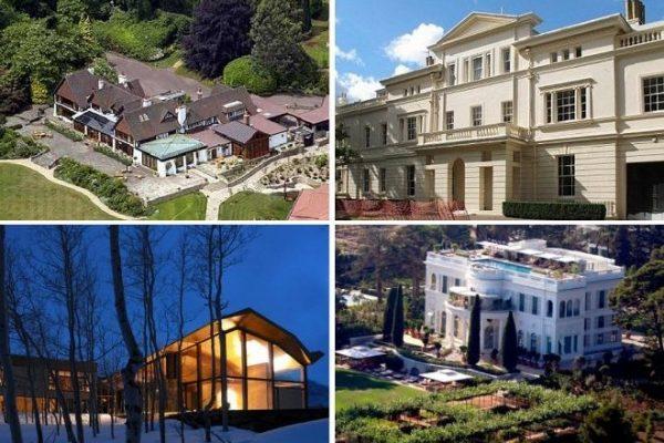 Недвижимость Абрамовича
