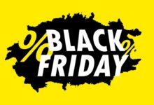 Black Friday %
