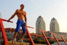 Денис Минин фитнес