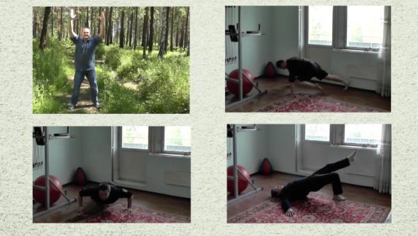 Руслан Комплекс 2 предворкаут