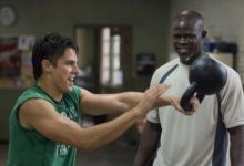 Тренировка с гирями на позитиве