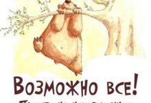 Возможно все медведь на ветке