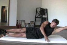 Яшанькин мышцы кора