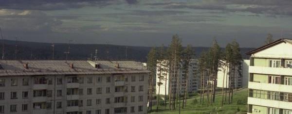 Зеленый Иркутск